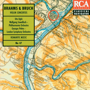 Brahms & Bruch: Violin Concertos
