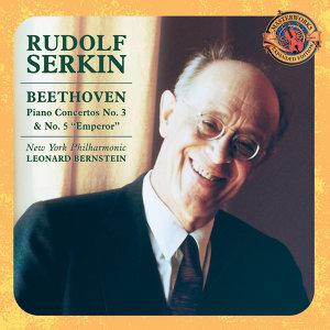 """Beethoven: Piano Concerto No. 3 & No. 5 """"Emperor"""" [Expanded Edition]"""