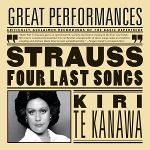 R. Strauss: Four Last Songs; Orchestral Songs