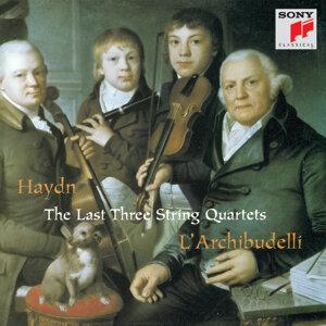 Haydn: The Last Three String Quartets