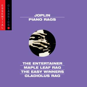 Scott Joplin's Piano Rags