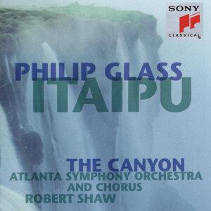 Glass: Itaipu; The Canyon