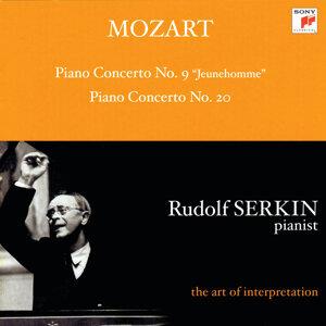 Mozart: Piano Concertos Nos. 9 & 20 [Rudolf Serkin - The Art of Interpretation]