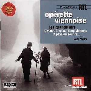 Les Grands Airs De L' Operette Viennoise