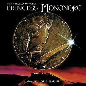 魔法公主電影原聲帶(Princess Mononoke)