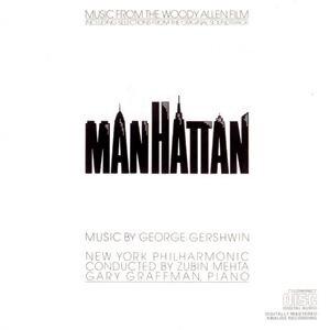 曼哈頓電影原聲帶(Manhattan Soundtrack)