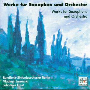 D'Indy/Schmitt/Tomasi/Milhaud/Debussy: Saxophone Concertos