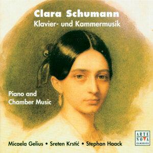 Clara Schumann: Trios