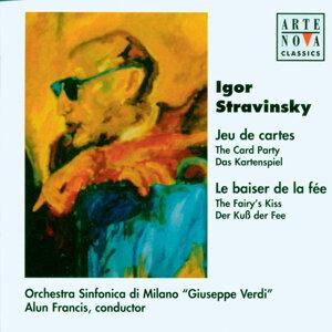 Stravinsky: Le Baiser De La Fée / Jeu De Cartes