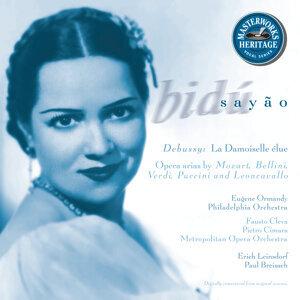 La damoiselle élue - Opera Arias