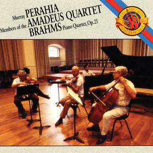 Brahms:  Quartet for Piano and Strings in G Minor, Op. 25