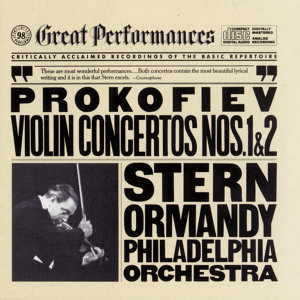 Prokofiev:  Concertos No. 1 & 2 for Violin and Orchestra