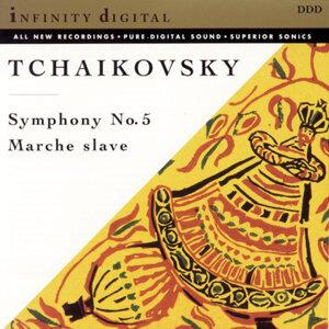 Tchaikovsky: Symphony No. 5 in E minor, Op. 64; Slavonic March, Op. 31