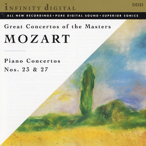Great Concertos of the Masters Mozart: Piano Concertos Nos. 23 & 27