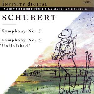 Infinity Digital: Schubert: Symphonies Nos. 5 & 8