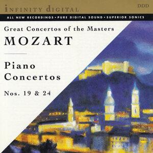 Mozart: Piano Concerti K. 459 & 491