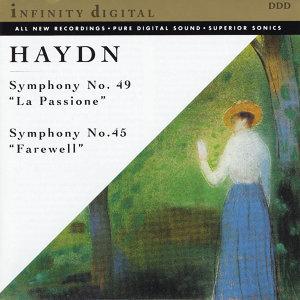 Haydn: Symphony Nos. 49 & 45