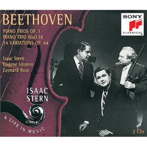 Beethoven:  Piano Trios; Variations, Vol. II