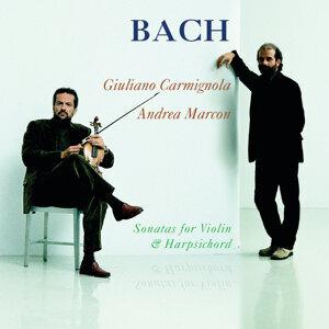Bach: Sonatas for Violin and Harpsicord