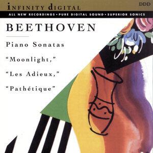 Piano Sonatas No. 8, 26, 14 & 32