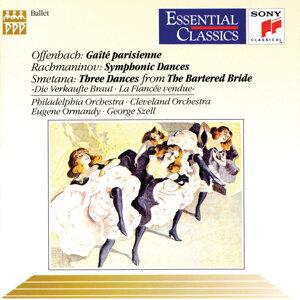 Gaité Parisienne, Symphonic Dances, and Three Dances from the Bartered Bride