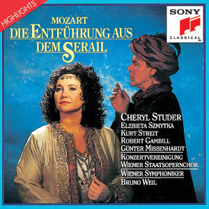 """Mozart: Die Entfuhrung aus dem Serail """"Highlights"""""""