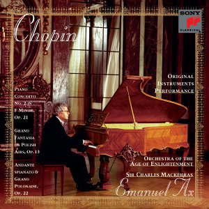 Chopin: Concerto for Piano and Orchestra No. 2 in F Minor, Op. 21