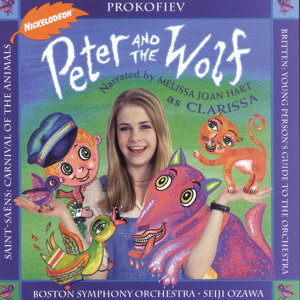Peter and the Wolf; Carnival of the Animals; Young Person's Guide to the Orchestra