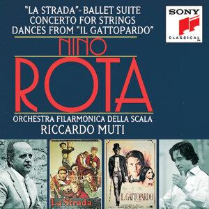 """Rota:  """"La Strada""""; Concerto per Archi; """"Il Gattopardo"""""""