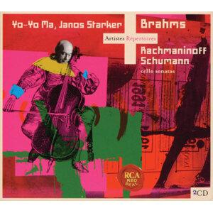 Brahms/Schumann/Rachmaninov: Chamber Music