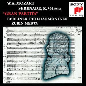 "Mozart: Serenade in B-flat Major, K.361 (370a) ""Gran Partita"""