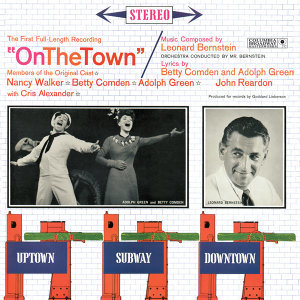 On the Town (Studio Cast Recording (1960))