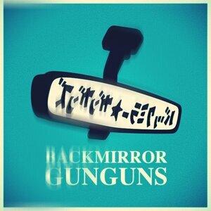 Backmirror gunguns