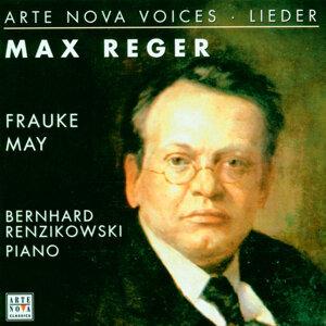 Arte Nova Voices-Lieder: Reger