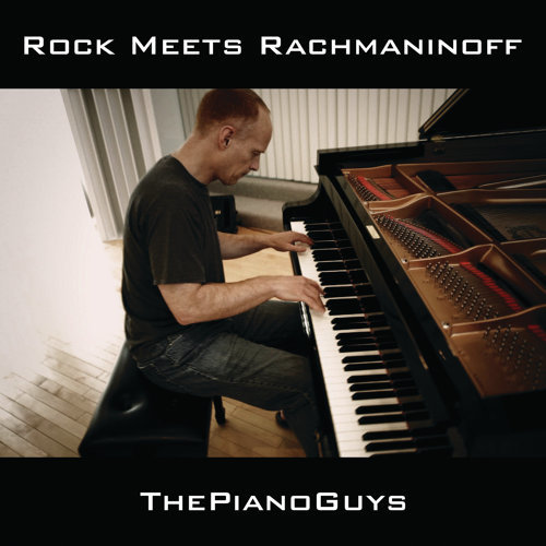 Rock Meets Rachmaninoff (After S. Rachmaninoff's Prelude in C-Sharp Minor, Op. 3)