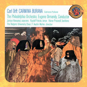 Orff: Carmina Burana [Expanded Edition]