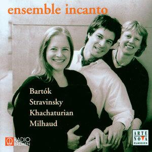 Bartok / Stravinsky / Khachaturian / Milhaud