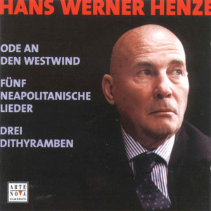 Hans-Werner Henze: Ode an den Westwind