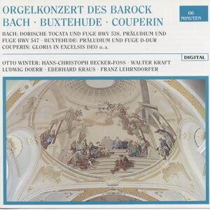Orgelkonzert Des Barock