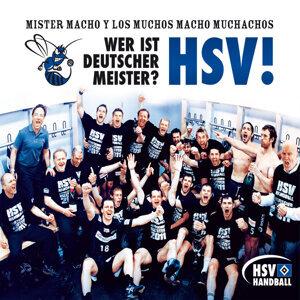 Wer Ist Deutscher Meister ? HSV !