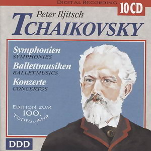 Tschaikovsky vol.1