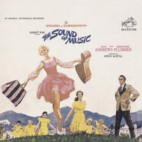 The Sound of Music - Original Soundtrack Recording (真善美電影原聲帶)
