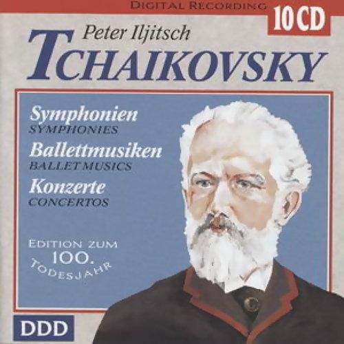 Tschaikovsky vol.4