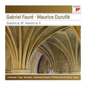 Fauré: Requiem Op. 48 & Duruflé: Requiem Op. 9