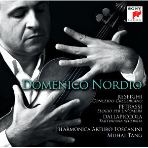 Respighi - Concerto Gregoriano - Dallapiccola - Petrassi: Works for violin and orchestra