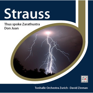 Strauss: Thus spoke Zarathustra; Don Juan