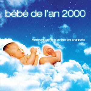 Bébé De L'An 2000 - Musique Pour Le Bien-être Des Tout Petits par Rondinara