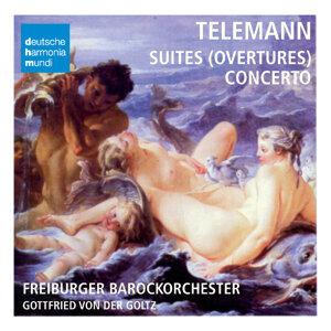Telemann: Concertos & Ouvertures