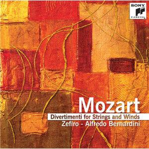 Mozart - Divertimenti Per Fiati e Archi