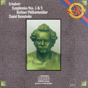 Schubert:  Symphony No. 3 in D Major,  D. 200 & No. 5 in B-Flat Major, D. 485